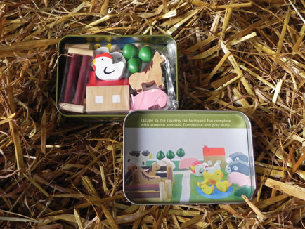 Apples to Pears launches Farm in a Tin