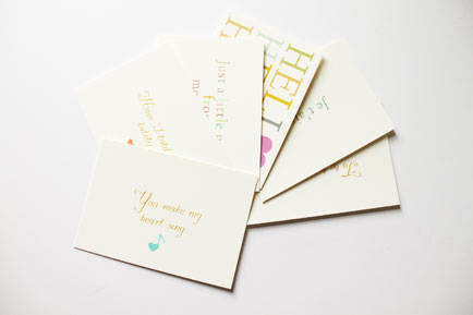 Ananya Cards launches Little Letters of Love