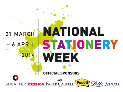 Zebra Pen joins National Stationery Week sponsors