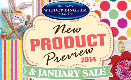 Widdop Bingham hosts product preview event in January