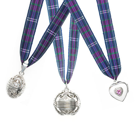 Tartan Twist designs range in honour of the 2014 events