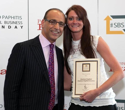 Twitter boost from Theo Paphitis