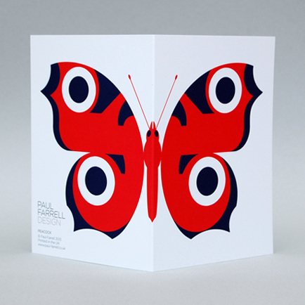 Paul Farrell launches new greetings card ranges this spring