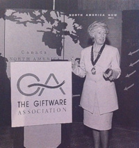 First female chairman of The GA passes away