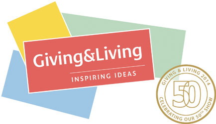 The 50th Giving & Living show opens on Sunday