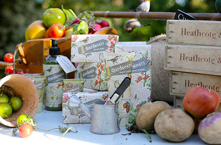 Heathcote & Ivory launches new range inspired by gardening