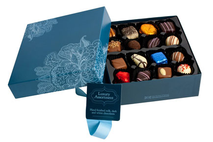 WIN! A box of luxury chocolates from British premium chocolatier House of Dorchester