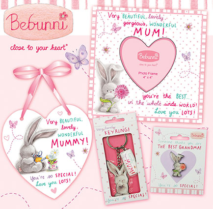 Widdop Bingham officially launches Bebunni range at Spring Fair