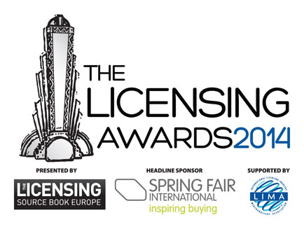 The Licensing Awards 2014 are open for entries