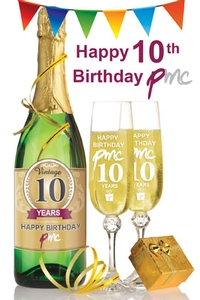 Personalised Memento Company celebrates 10 years in business