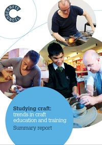 New research into craft education and craft apprenticeship