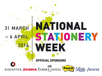 Final date extended to take part in National Stationery Week