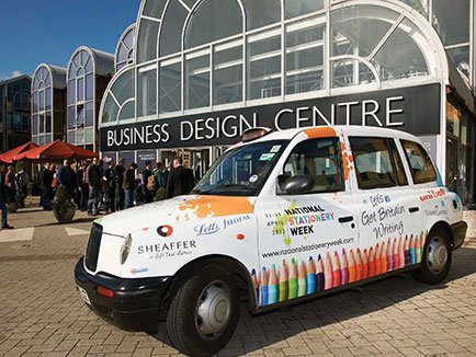 Have you registered for a ticket to the London Stationery Show?