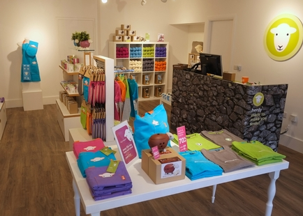 Herdy has opened a new lifestyle shop in Hawes
