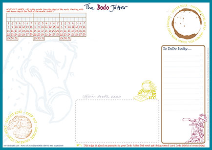 Dodo Jotter brings delight to workstations