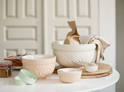 Katie Alice Cottage Flower Vintage Cookware nominated as a finalist for Housewares Innovation Awards