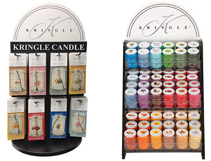 Kringle Candle launches new air freshener stand