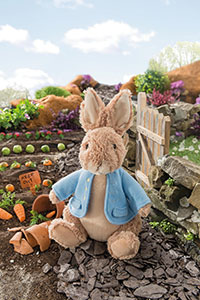 Get creative with Enesco's Beatrix Potter window display competition