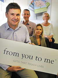 From You To Me scoops top international publishing award