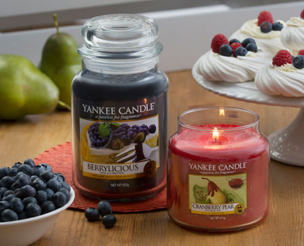 Yankee Candle launches capsule collection of classic home fragrances