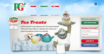 PG Tips invites craft and pottery venues to participate in a national days out campaign