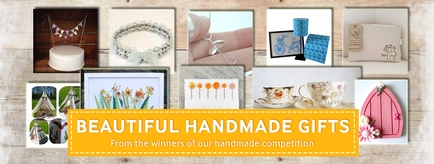 Sue Ryder launches new handmade category on its new goods website