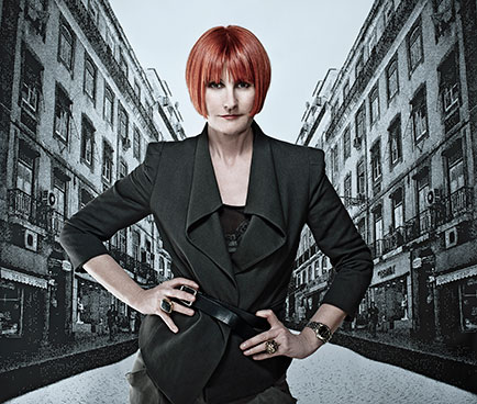 Channel 4's Mary Portas is back