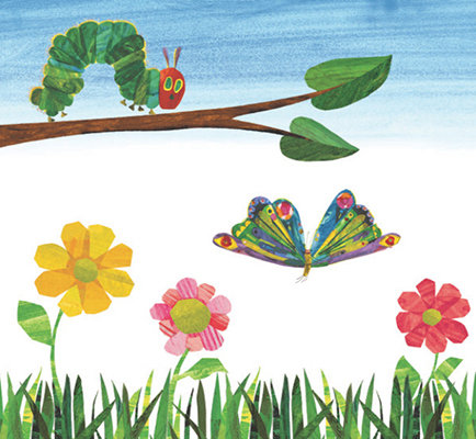 New poll confirms The Very Hungry Caterpillar is one of Britain's best-loved books