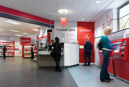 The Post Office announces up 50 per cent discount on Royal Mail medium parcels for luxury goods businesses