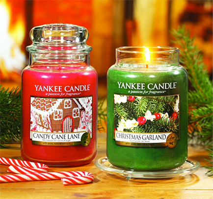 Yankee Candle unites tradition and trend this Christmas