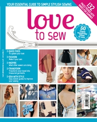 Love to Sew - something a little different to mainstream magazines