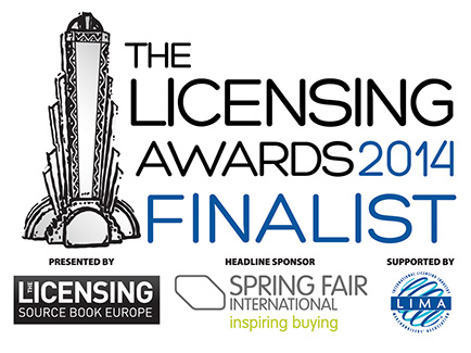 Licensing Awards 2014 finalists announced