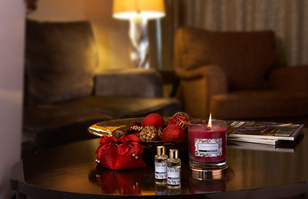 Festive fragrances from Rosemoore