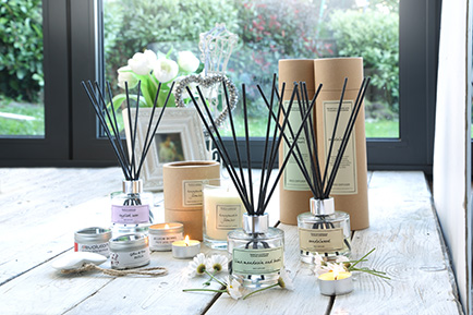Northumbrian Candleworks launches new range of reed diffusers