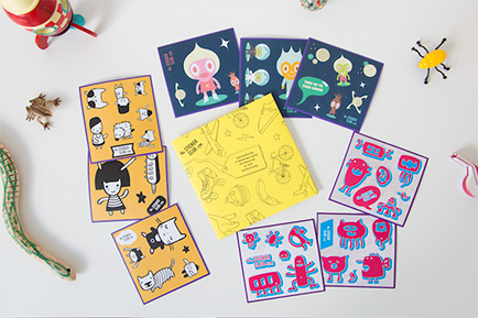 Introducing The Sticker Club