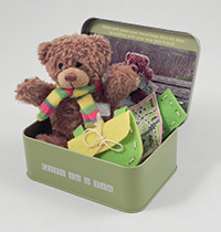 Record pre-order sales for Teddy in a Tin range