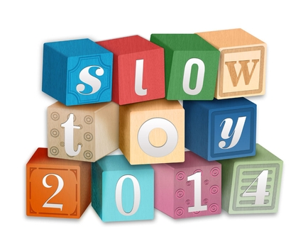 The countdown begins with less than a week to enter Slow Toys 2014