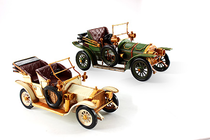 Classic cars from Lesser & Pavey