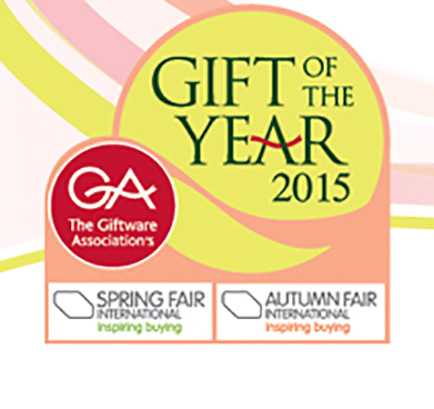 The GA launches Gift of the Year 2015