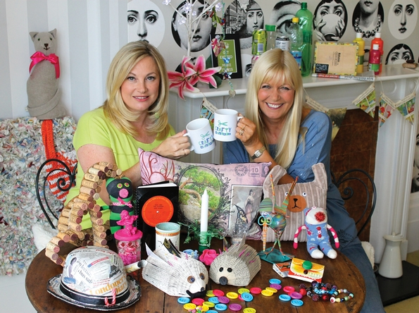 Crafty Beggars - new TV programme about to go on air!