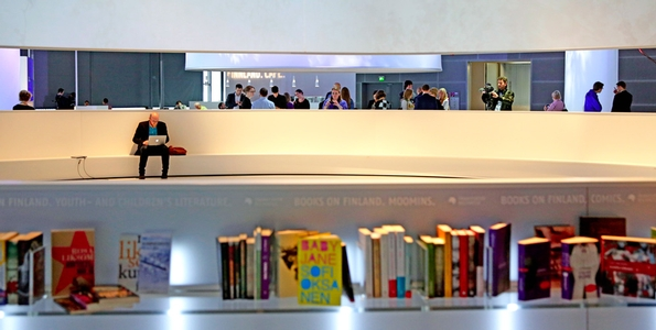 What's new for the Frankfurt Book Fair
