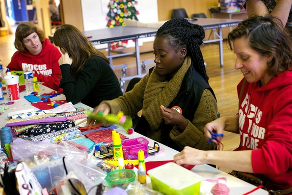 Crafty volunteers needed to make Christmas happen for homeless people