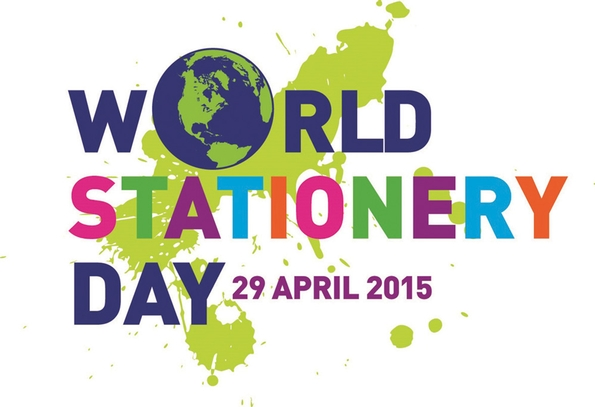 World Stationery Day - 29th April 2015