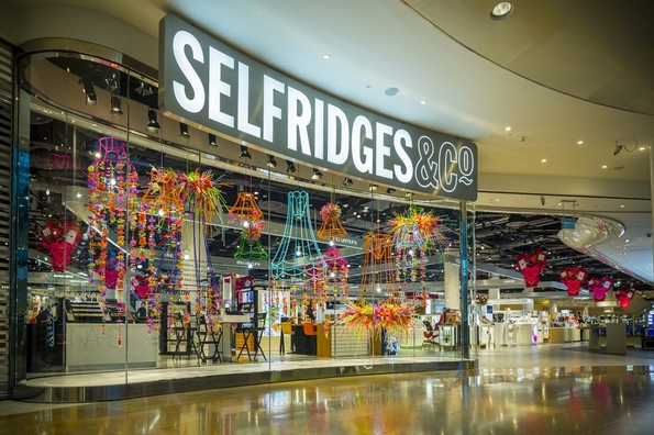 Second wind talent championed by Selfridges