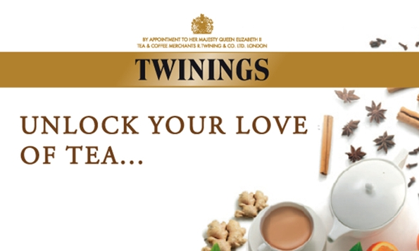 New Twinings TV advert with a mixture of stunning paper craft and stop motion techniques