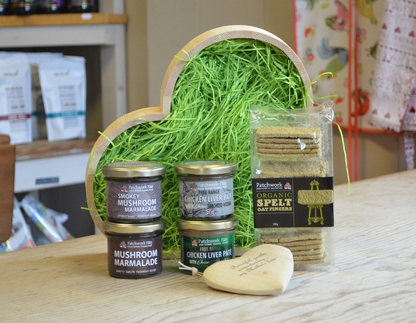 Show your love with a Patchwork Pâté Mother's Day hamper