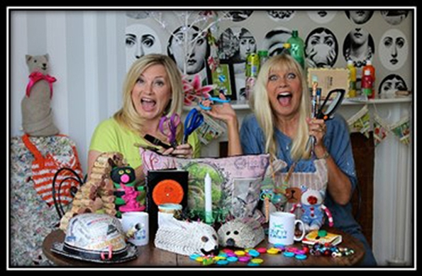 Do Something Brilliant campaign with Crafty Beggars TV show