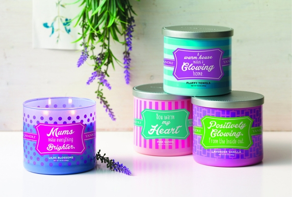 Scentiments from Yankee Candle