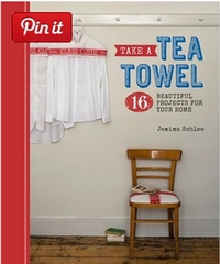 Launch of Take A Tea Towel and free craft workshop with Jemima Schlee