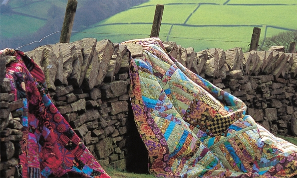 Kaffe Fassett - 50th Anniversary Event